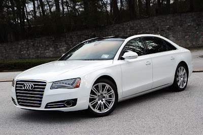 2014 Audi A8 Diesel Review, Release Date & Redesign