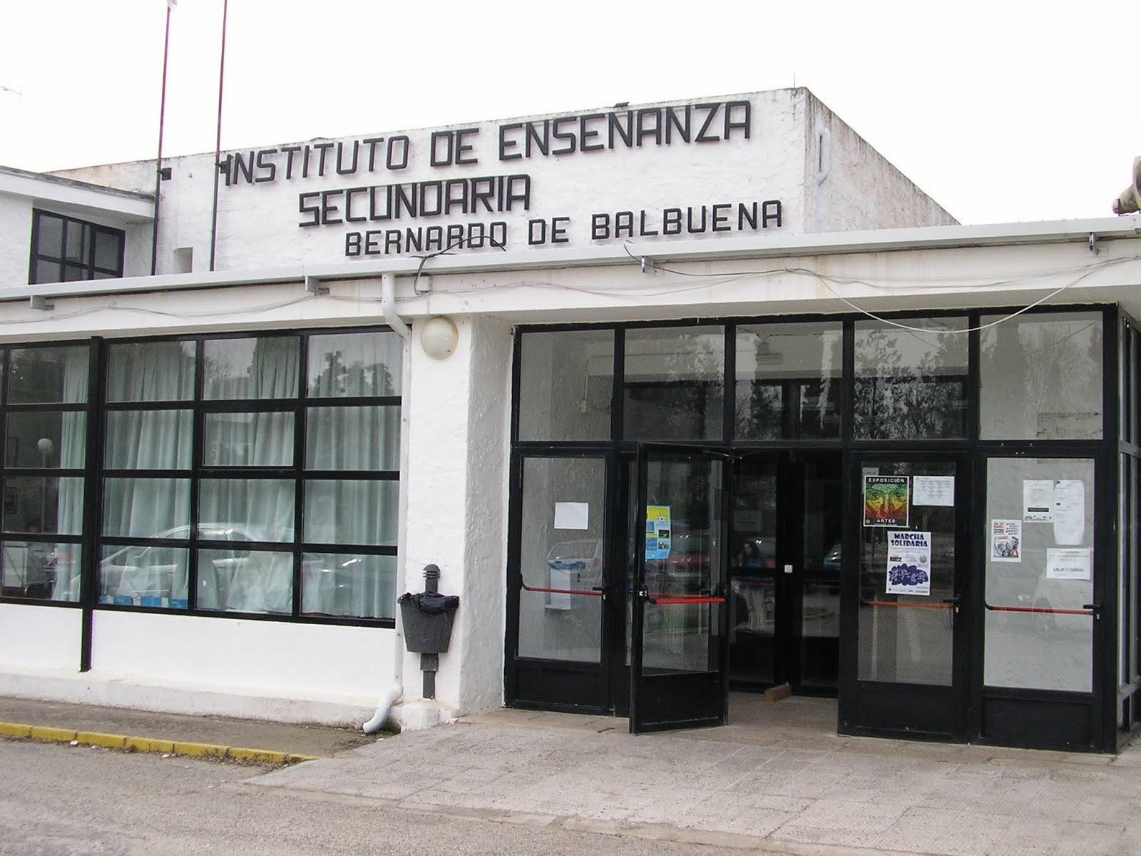 I.E.S. BERNARDO DE BALBUENA. VALDEPEÑAS