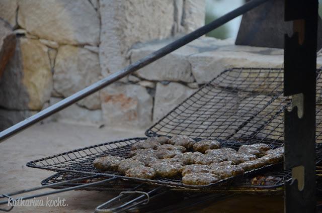 BBQ Keftedes Kreta Natur