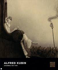 Alfred Kubin Drawings