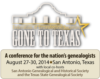 Federation of Genealogical Societies 2014 Conference