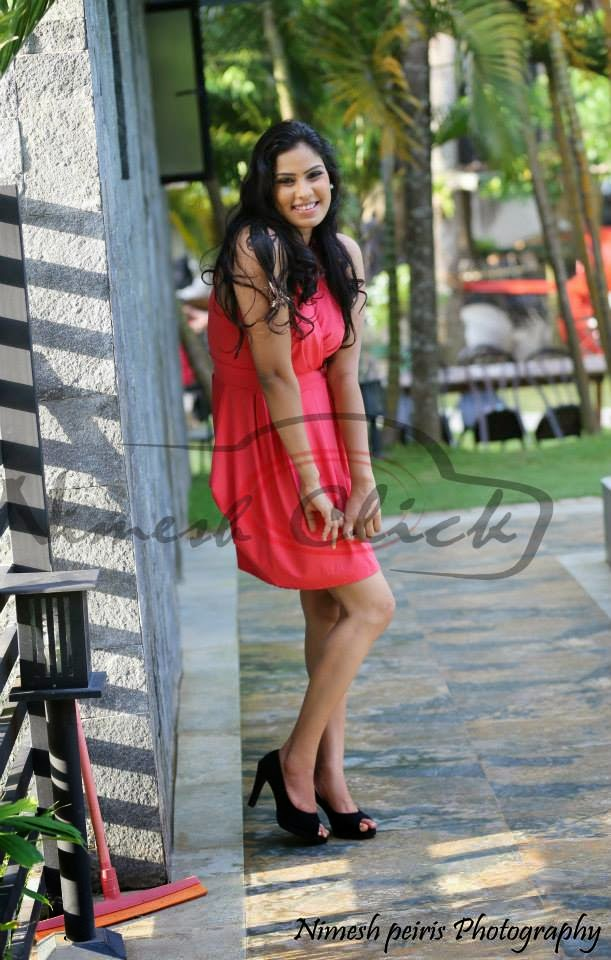 Rithu Akarsha tele drama actress