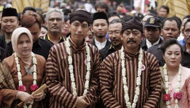 Jokowi Ibarat Anak Baru Lahir