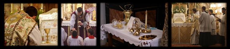 La liturgia de una forma extraordinaria