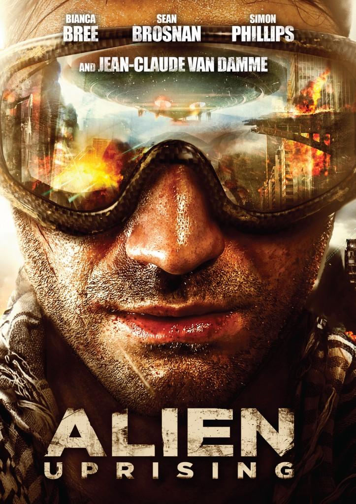 Ver Alien Uprising (2012) Online
