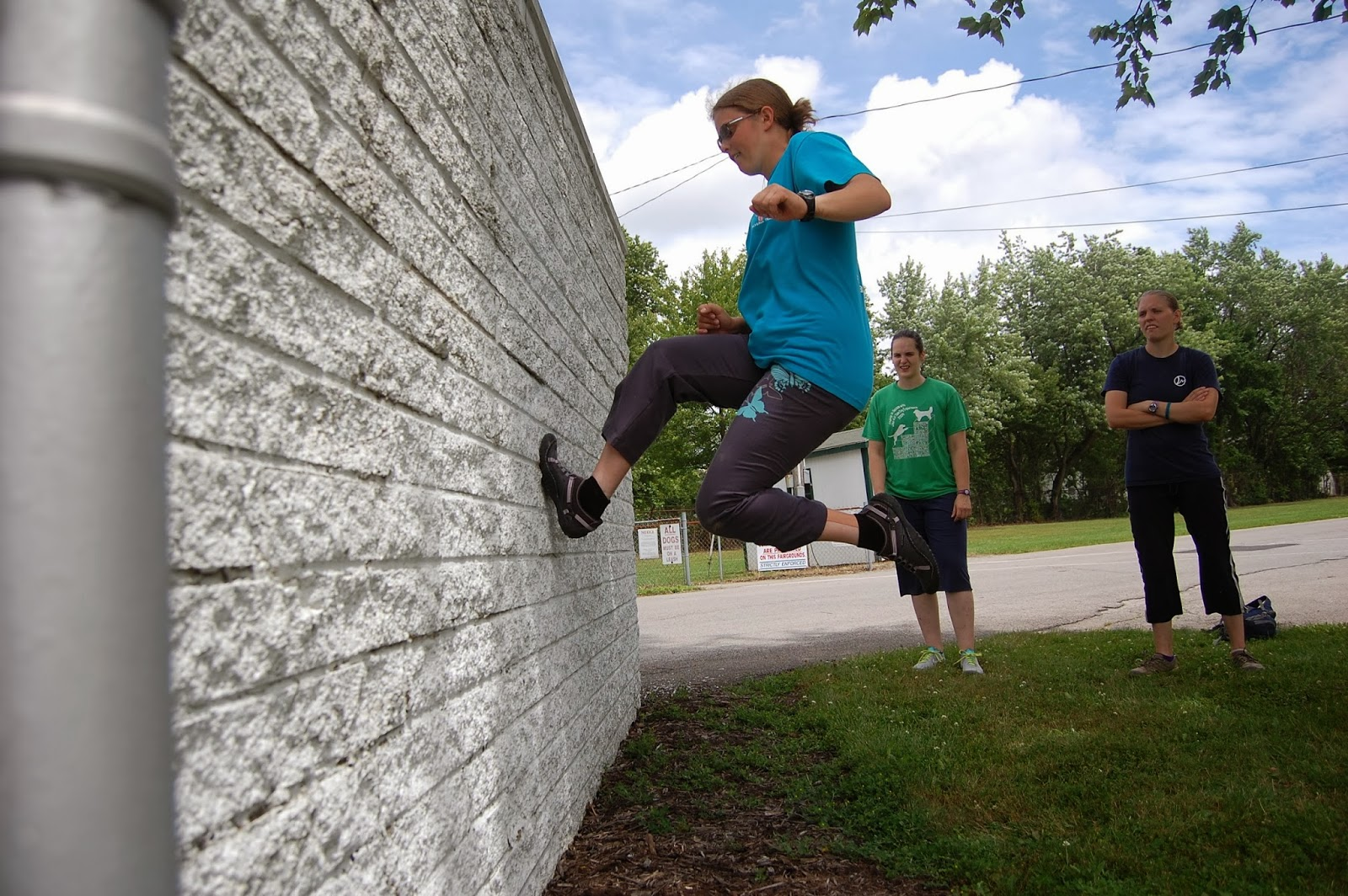 TAGteach: Seven Simple Steps to Getting the Most from Your Parkour ...