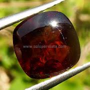 Batu Permata Garnet Rhodolite - SP847
