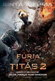 Assistir Fúria de Titãs 2 Online Dublado