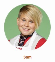 MasterChef Junior Sam eliminated