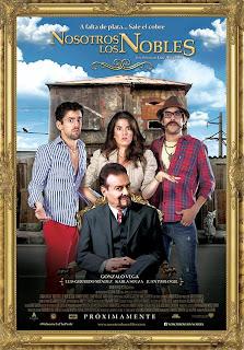 Ver online: Nosotros los Nobles (2013)