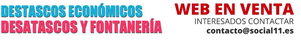 DESATASCOS AVILÉS - FONTANEROS URGENTES