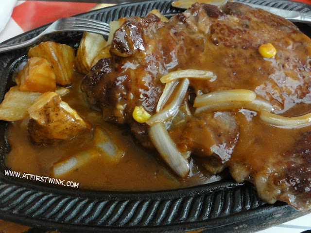 Steakhouse Hong Kong pork set