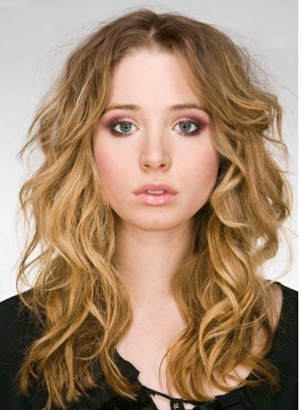 Long Hair Homecoming Hairstyles For Half Up Medium