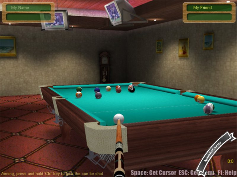 Pool Game Downloads - Play 7 Free Pool Games!