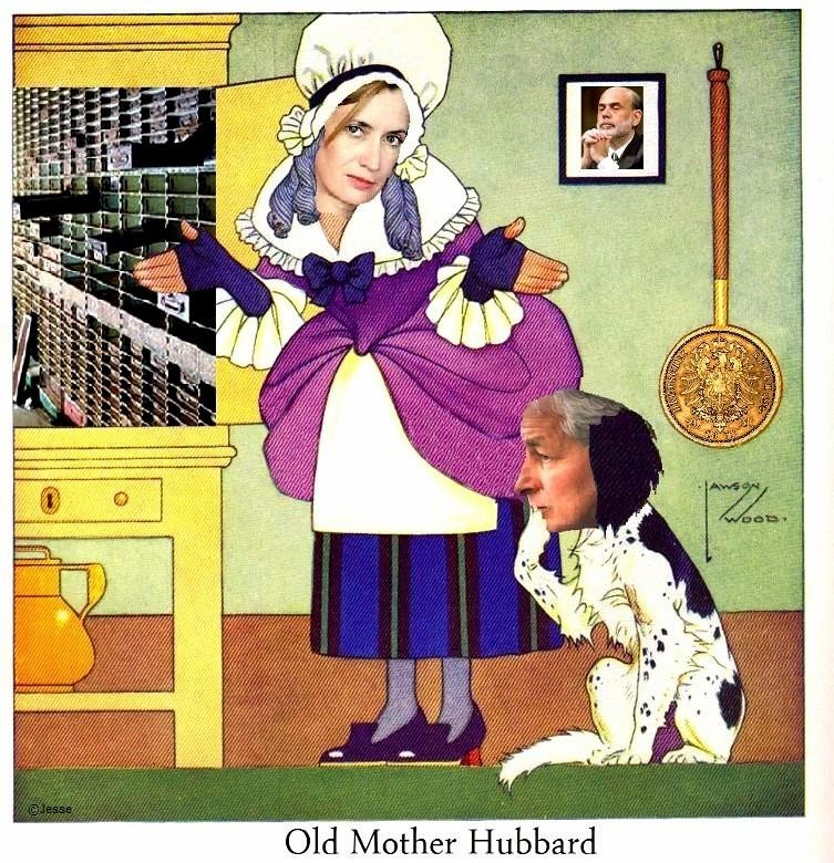 Image Result For Old Mother Hubbard