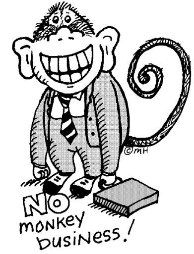 arti monkey bussiness