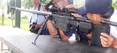 Senjata Sniper Buatan Indonesia yang Dapat Menembus Tank