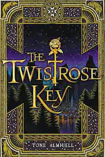 The Twistrose Key Tone Almhjell book cover