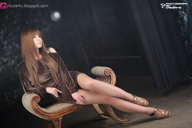 1 Ryu Ji Hye in Brown-very cute asian girl-girlcute4u.blogspot.com.jpg