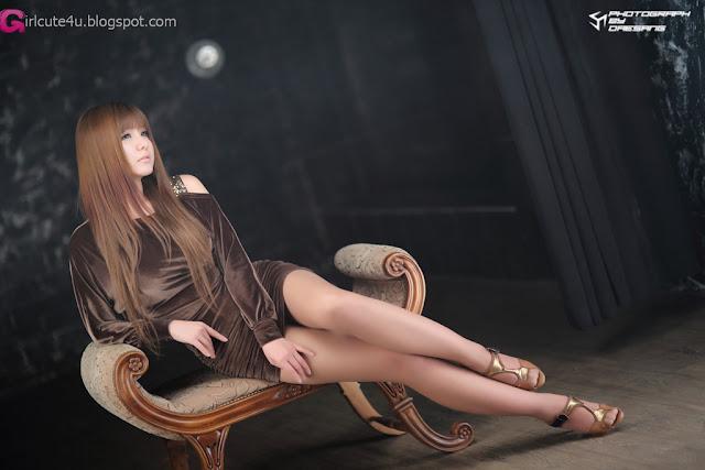 1 Ryu Ji Hye in Brown-very cute asian girl-girlcute4u.blogspot.com.jpg