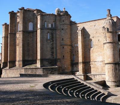 Convento de San Benito (Alcántara)