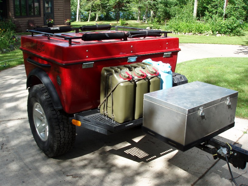 Tentrax Jeep Tent Trailer & Jeep Tent Trailer - Iowa owner of Tentrax | Jeep Trailer