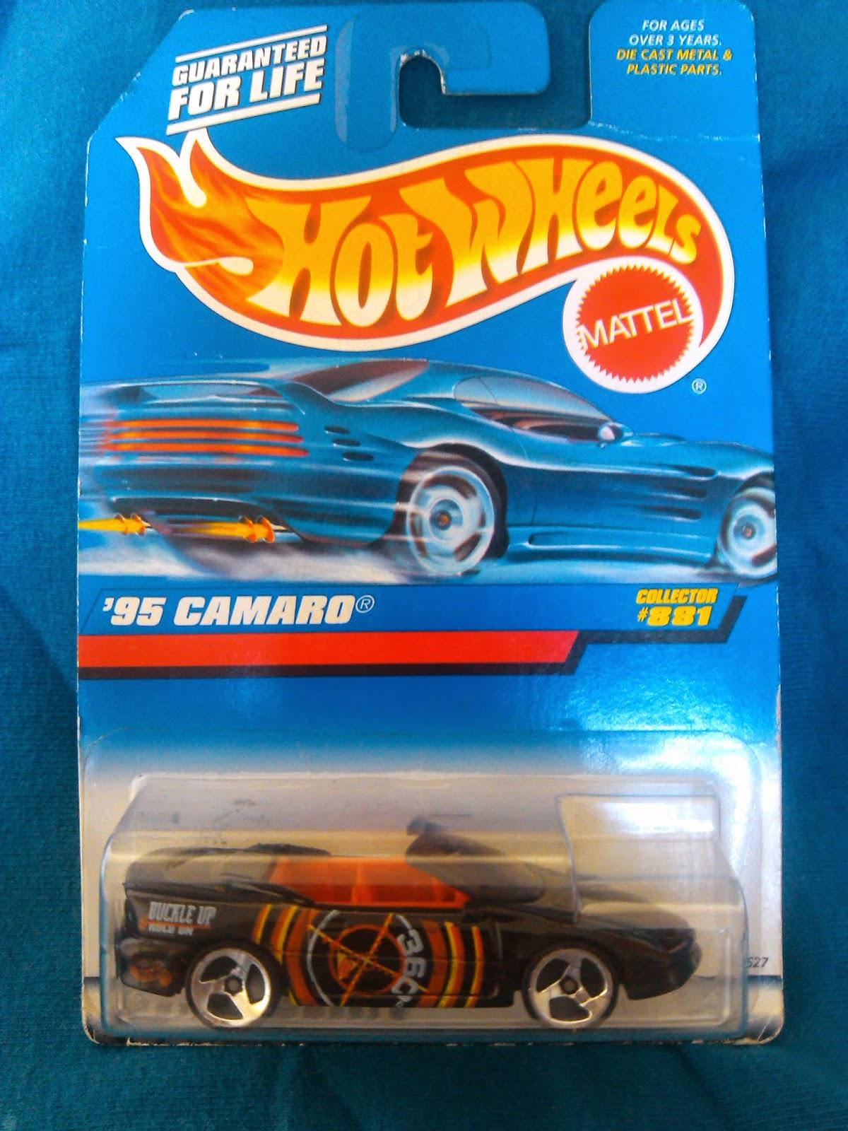 Colección Chevrolet Camaro en Blister '95+Camaro+1998+Hot+Wheels+%23881+3SP's