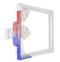 Wymiana ciepła - okna