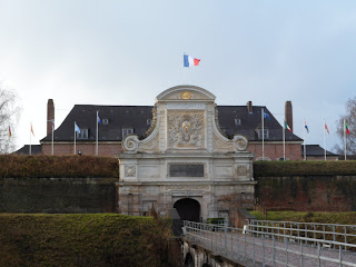 Citadel in Lille, France