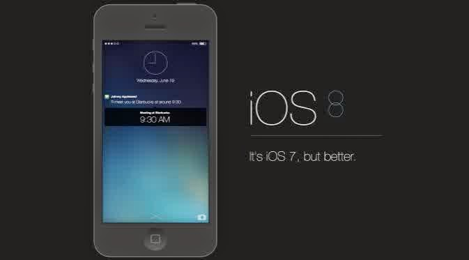 Melihat Daftar Perbaikan Bug yang Ditawarkan iOS 8.0.2