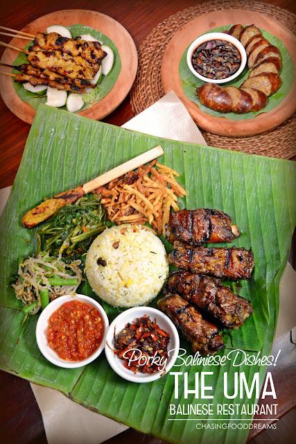 Chasing food dreams the uma the strand kota damansara for Food bar kota damansara