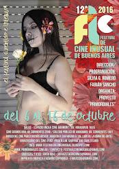 12º FESTIVAL DE CINE INUSUAL