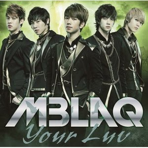 MBLAQ, Your Luv
