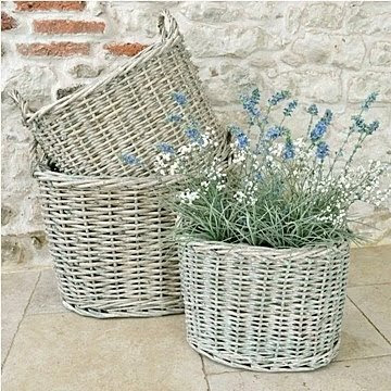 Willow baskets by Primrose and Plum