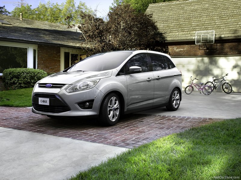 2012 Ford C-MAX Small Crossover
