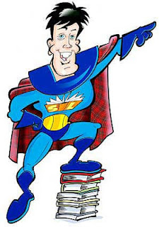 All Librarians are super powered