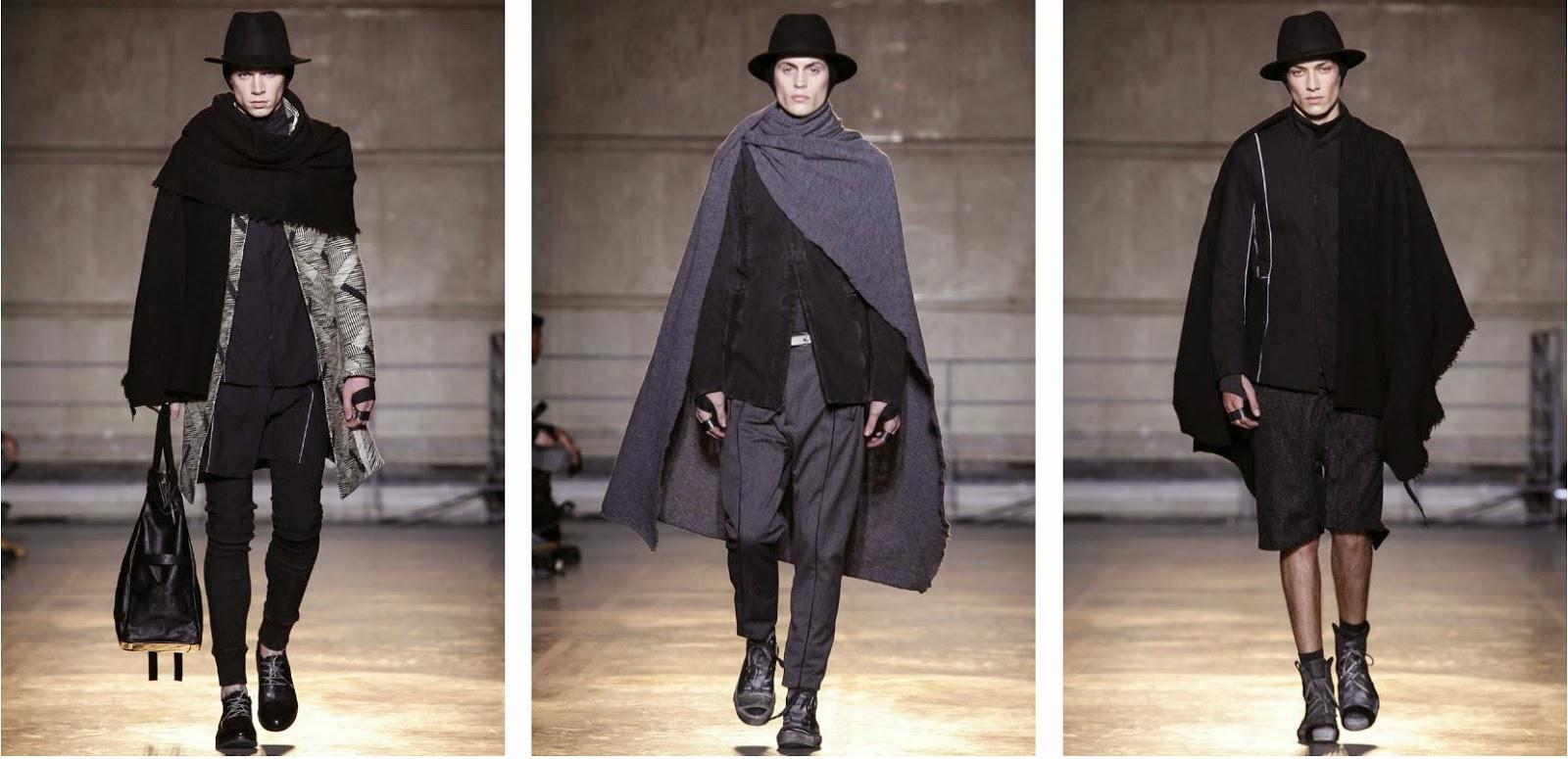 fashion week de quoi de neuf messieurs