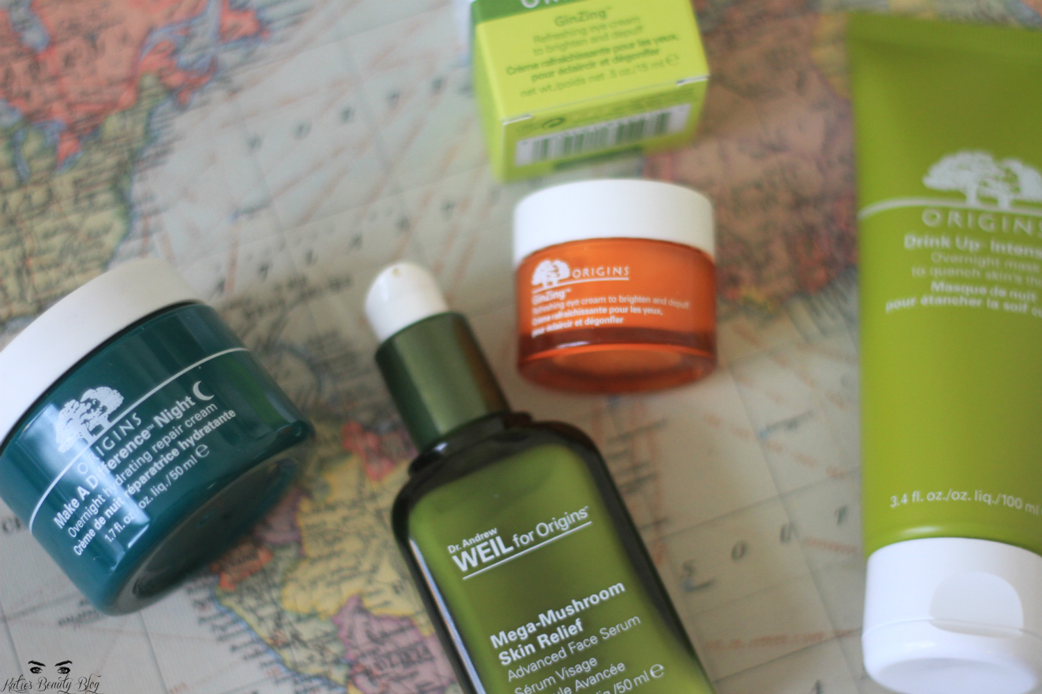 origins skin care products reviews