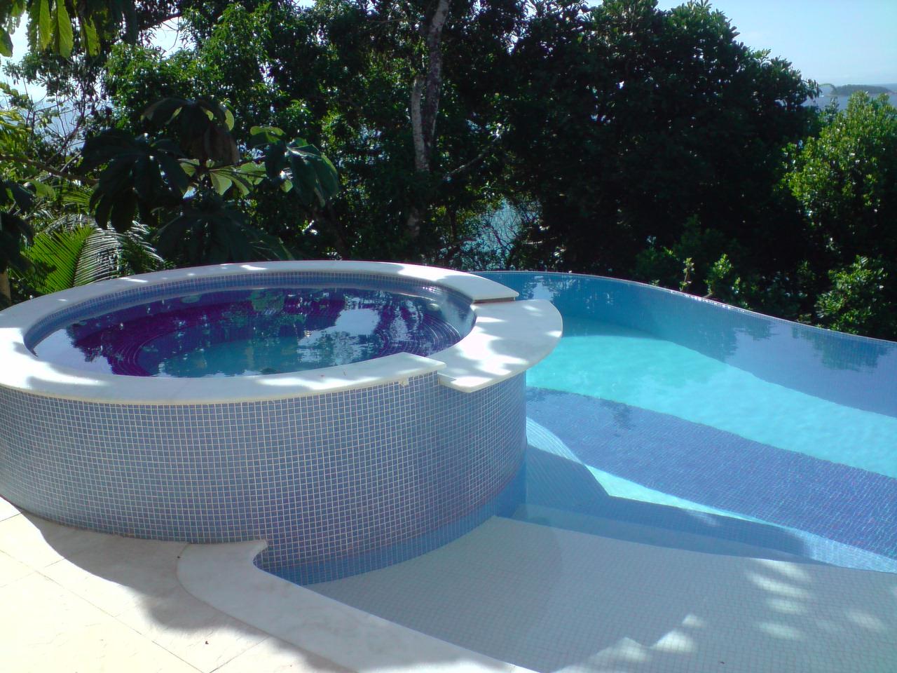 Impacto arquitetura e design modelos de piscinas impacto for De k piscina