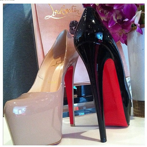 christian louboutin shoes instagram