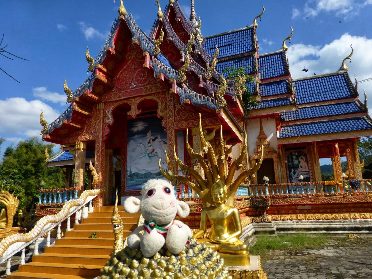 NORTE DE TAILANDIA