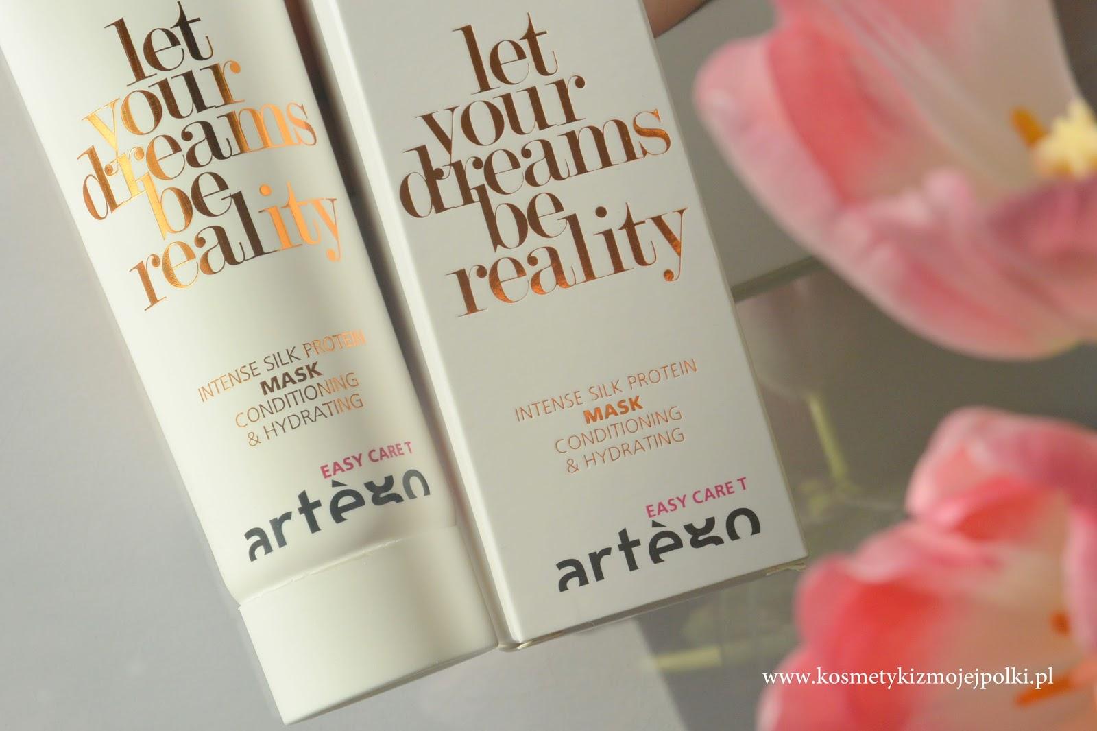 Profesjonalna maska do włosów EASY CARE T Artego | Dream Mask