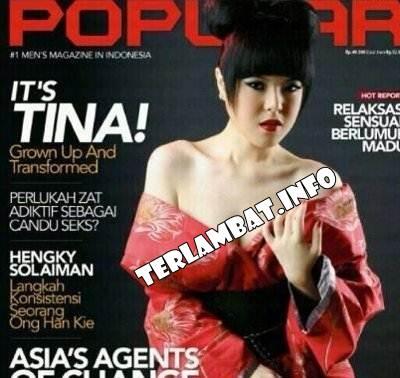 Tina Toon Seksi Majalah Dewasa