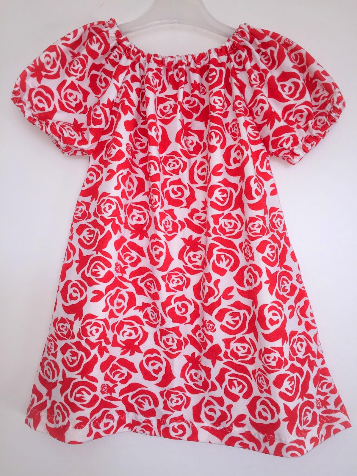 sy singoalla klänning barnkläder