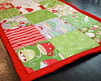 http://www.thestitchingscientist.com/2013/11/how-to-make-simple-table-runner.html