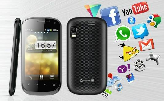 Q-Mobile Android phones