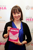 Winning 'Best Independent Voice on Older People's Issues'
