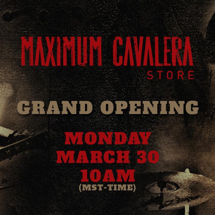 Maximum Cavalera Store