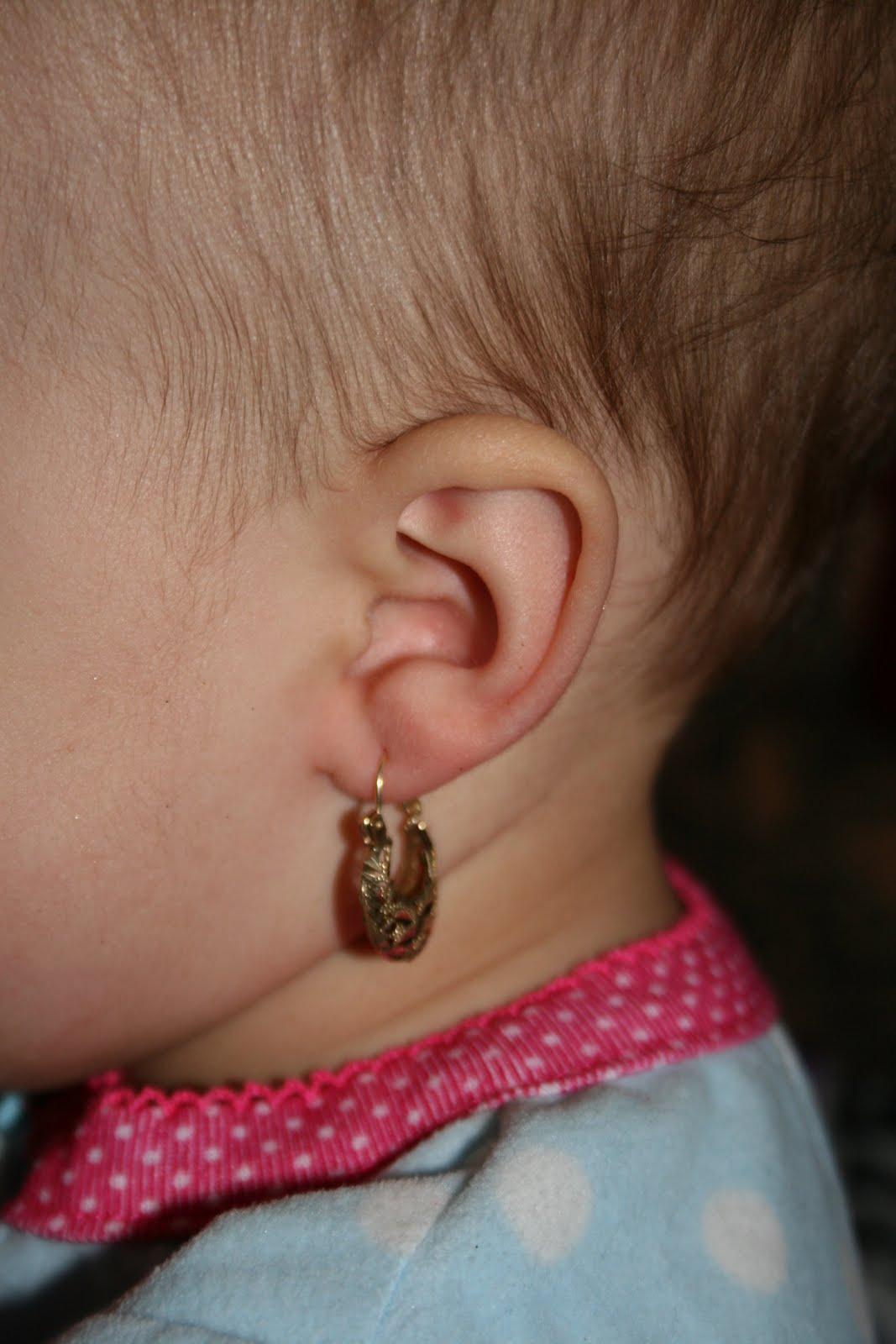 Piercing A Babies Ears