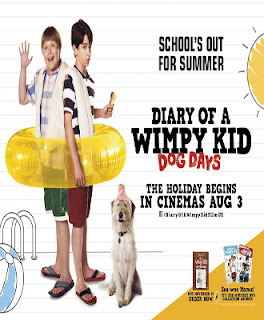 Diary of a Wimpy Kid: Dog Days (2012) Movie